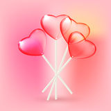 Lollypops vector image Royalty Free Stock Photo