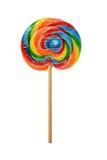 Lolypop w różnorodnych kolorach Obraz Royalty Free