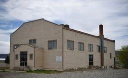 Loma Community Hall photographie stock libre de droits