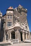 Loma van Casa kasteel in Toronto, Canada Royalty-vrije Stock Afbeelding