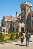 Loma van Casa kasteel in Toronto, Canada Royalty-vrije Stock Foto's
