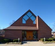 Lombard Church Stock Image