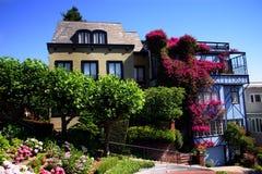 Free Lombard Street, San Francisco Royalty Free Stock Image - 1549226
