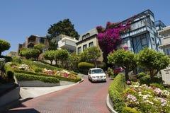 Lombard Street San Francisco Royalty Free Stock Photo