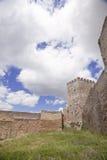 Lombardei-Schloss Lizenzfreie Stockfotos