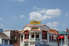 Lombards Landing at Universal Studios