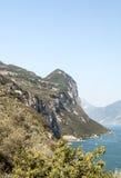 Lombardy lake Stock Image