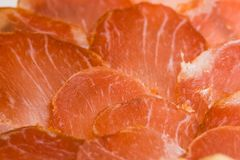 Lombo de carne de porco ibérico Fotografia de Stock