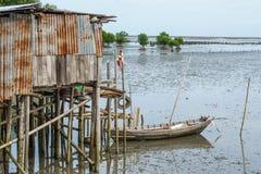 lombock för fartyggiliindonesia ö nära litet Royaltyfri Bild