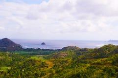 Lombok Индонезия Стоковые Фотографии RF