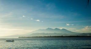Lombok Arkivfoton