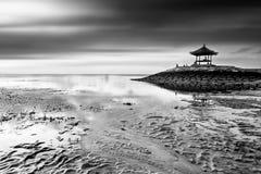 Lombok circa September 2015: Gili Trawangan Lombok är den huvudsakliga turist- dragningen Arkivbilder