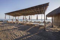 Lombok circa septiembre de 2015: Gili Trawangan, Lombok es atracción turística principal Fotografía de archivo libre de regalías
