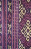 Lombok Gewebe lizenzfreie stockfotos