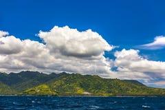 Lombok island, Indonesia. royalty free stock image