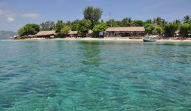 Lombok morze i Zdjęcia Stock