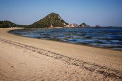 Lombok plaża Obraz Royalty Free