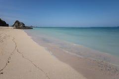 Lombok plaża Zdjęcie Stock