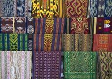 Lombok textile Royalty Free Stock Image