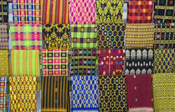 Lombok textile Stock Images
