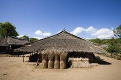 Lombok village Royalty Free Stock Image