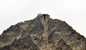 Lomnicky Peak Mountain High Tatras, Slovakia, Europe Stock Photos