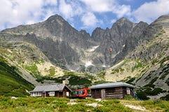 Lomnicky Peak, Mountain High Tatras, Slovakia, Europe Royalty Free Stock Image