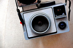 Lomo vintage camera stock image