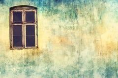 Lomo window Royalty Free Stock Image