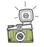Lomocamera Royaltyfri Fotografi