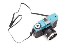 Lomography camera isolated Royalty Free Stock Photos