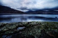 lomon för fjord iii Arkivfoto