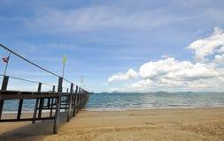 LOMPAYA& x27; Surathanee的s港口 库存照片