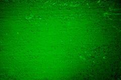 Lona abstrata fundo verde textured Imagem de Stock