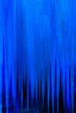 Lona azul imagen de archivo