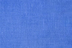 Lona azul Fotos de archivo libres de regalías