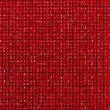 Lona de diamantes artificiales rojos Fondo Foto de archivo