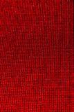 Lona de diamantes artificiales rojos Fondo fotos de archivo