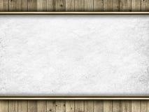 Lona ou papel feito a mão e pranchas Imagem de Stock Royalty Free