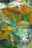 Lona pintada Imagem de Stock