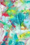 Lona pintada como fondo imágenes de archivo libres de regalías