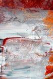 Lona pintada como fondo. Fotografía de archivo