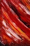 Lona pintada como fondo - rojo oscuro imágenes de archivo libres de regalías