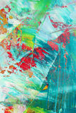 Lona pintada como o fundo. fotografia de stock royalty free