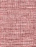 Lona roja Imagen de archivo libre de regalías