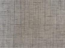 Lona, textura de lino sin blanquear Fotografía de archivo libre de regalías