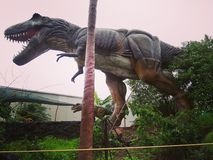 Lonavala Inde de terre de dinosaure photos libres de droits
