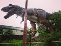 Lonavala India van het dinosaurusland royalty-vrije stock foto's