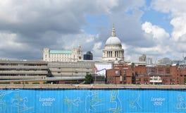 Londen 2012 Stock Afbeeldingen