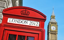 Londen 2012 Olympische Spelen van de Zomer Stock Foto's